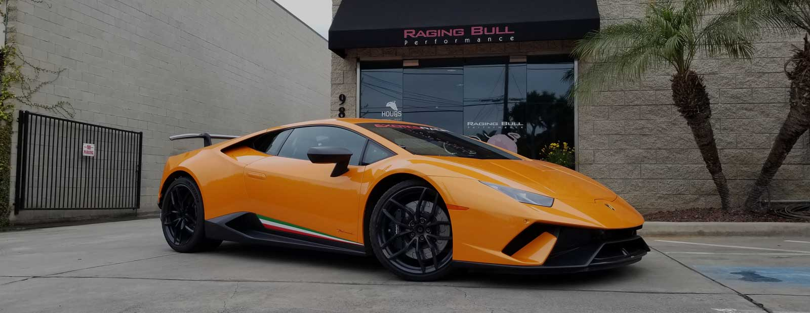 Luxury Auto Repair - Raging Bull Performance